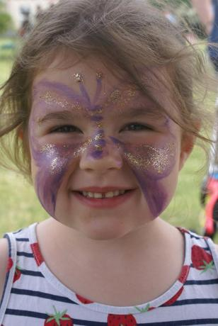 Face Painting - Lainey